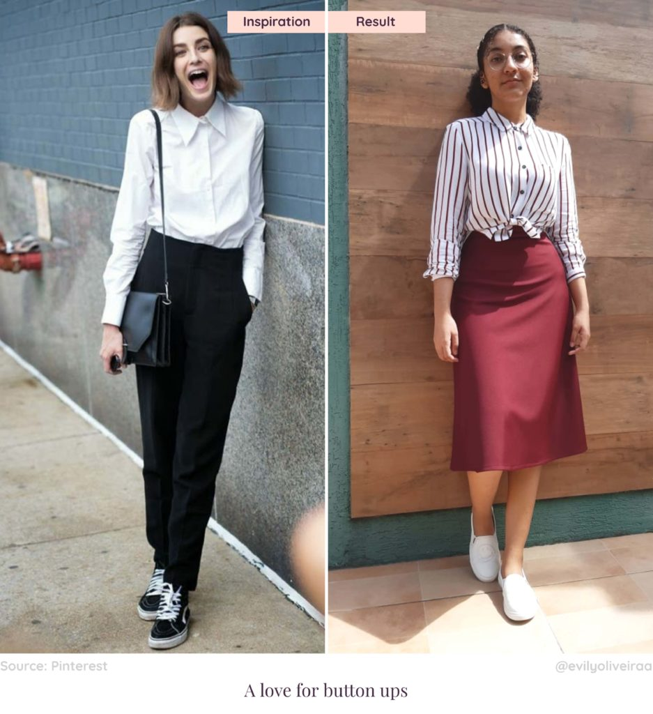 using fashion inspiration modest fashion